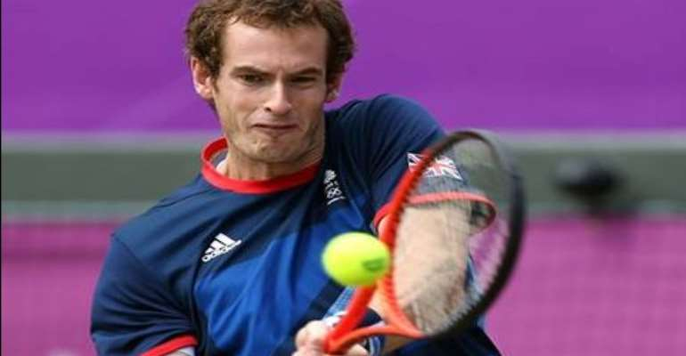 US Open 2013: Andy Murray says title defence is 'up and running'