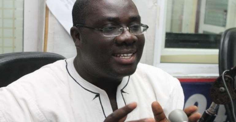God De-Drosses Sammy Awuku & NPP