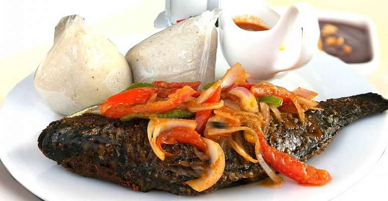 Preserving Our Local Cuisines; Settling The Akplẽ -Banku Confusion