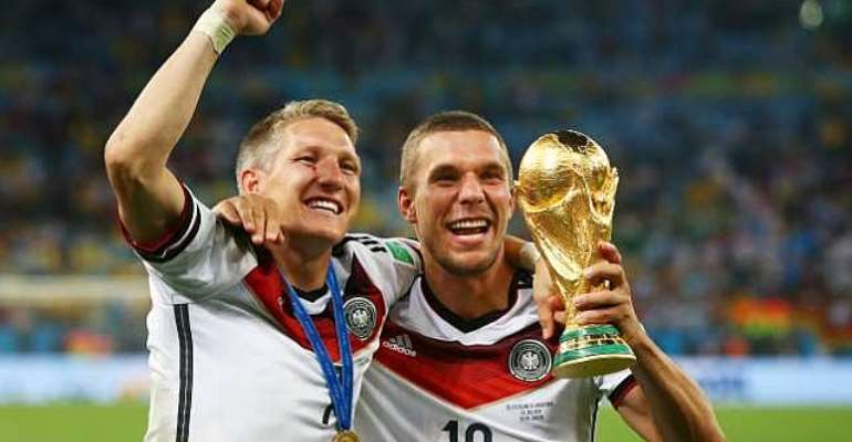 Germany's media delight in FIFA World Cup glory