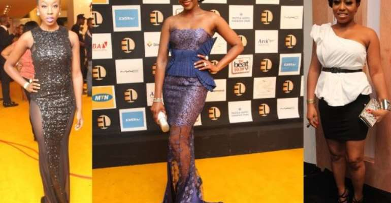 RED CARPET CELEBS WHO LOOKS DASHING AT EBONY LIVE TV LAUNCH