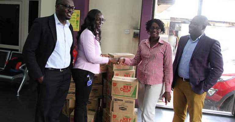 Unilever, Special Ice, others donate to flood victims