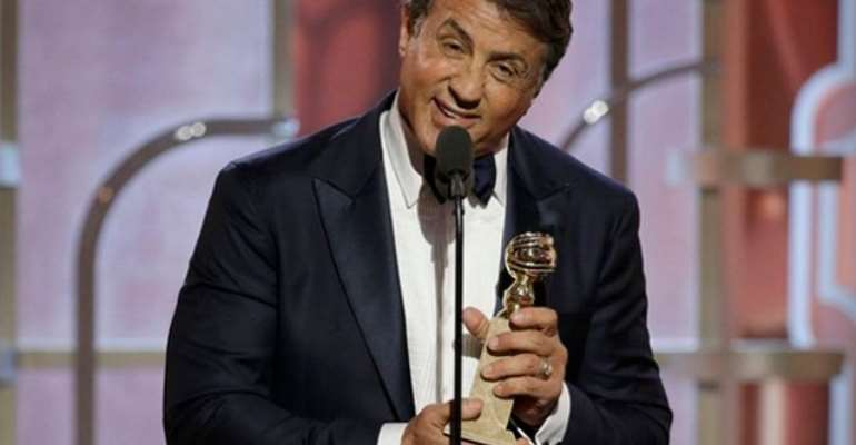 Golden Globes 2016: Brie Larson, Leonardo DiCaprio, Sylvester Stallone win big