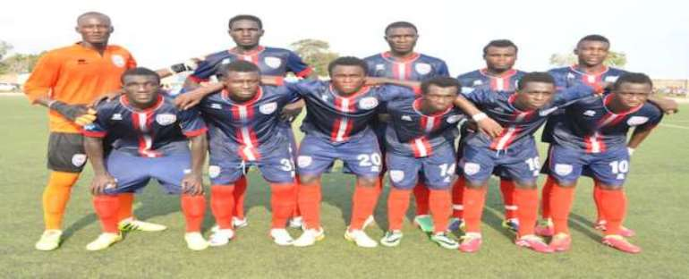 Match report: Inter Allies too strong for Aduana Stars
