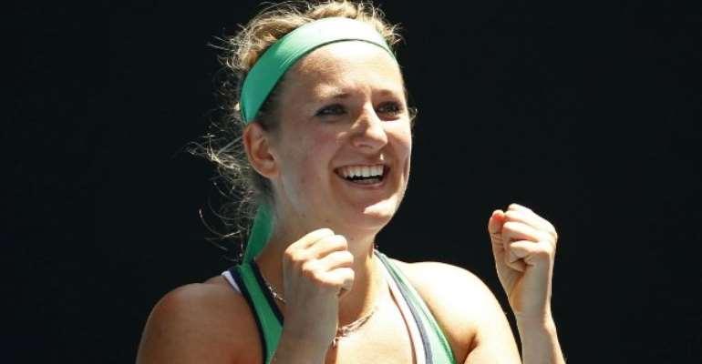 Victoria Azarenka, Angelique Kerber cruise into Australian Open quarter-finals