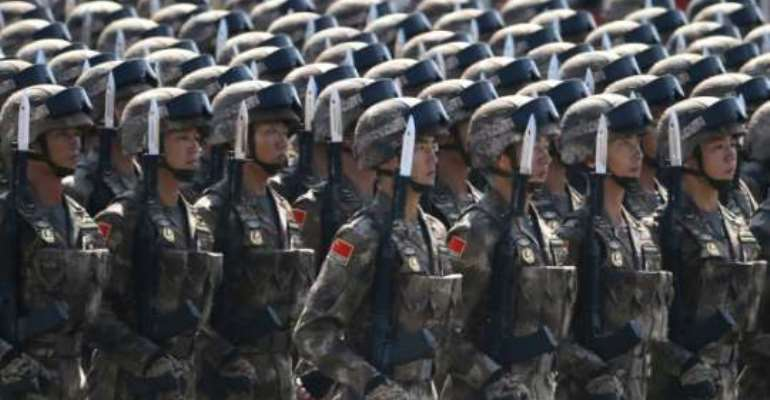 Chinese military to end paid outside work