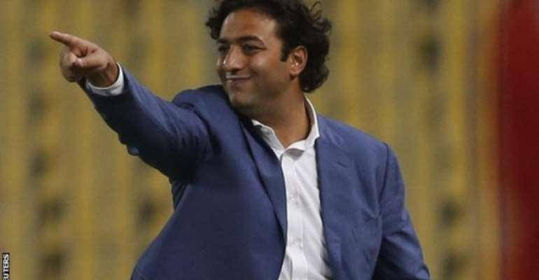 Mido: Former Spurs forward sacked by Zamalek after 37 days