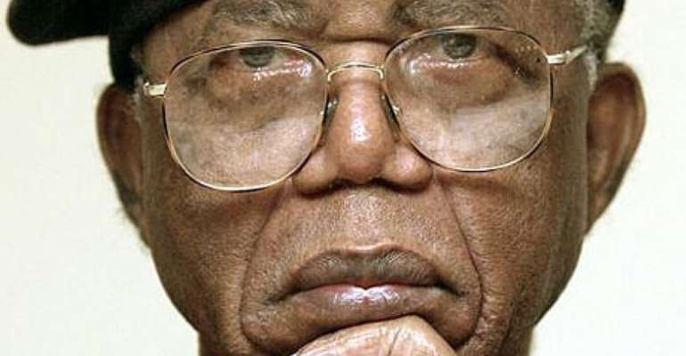 Ghanaians Needn't Mourn Achebe; They Never Read Him