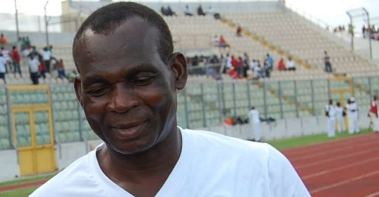 Ghana U23 coach invites 28 players to prepare for 2015 All Africa Games qualifiers