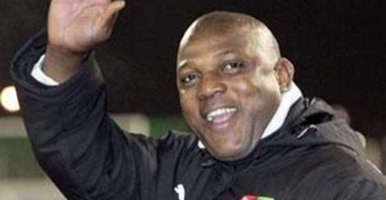 Breaking News: Stephen Keshi Resigns!