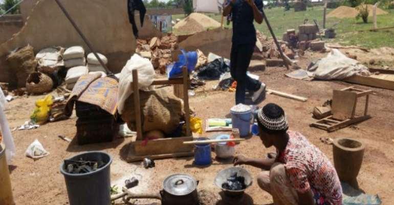 Hundreds displaced by torrential rains in Sagnerigu district