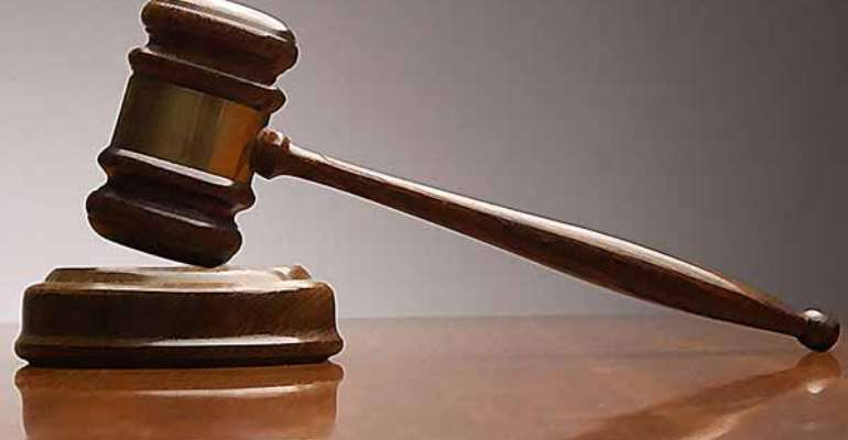 Barber remanded for biting off co-tenant's ear