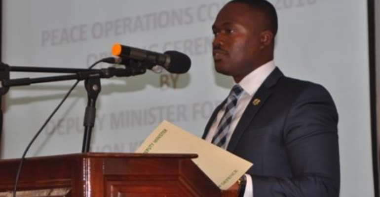 Minister calls for integrated approach to conflicts