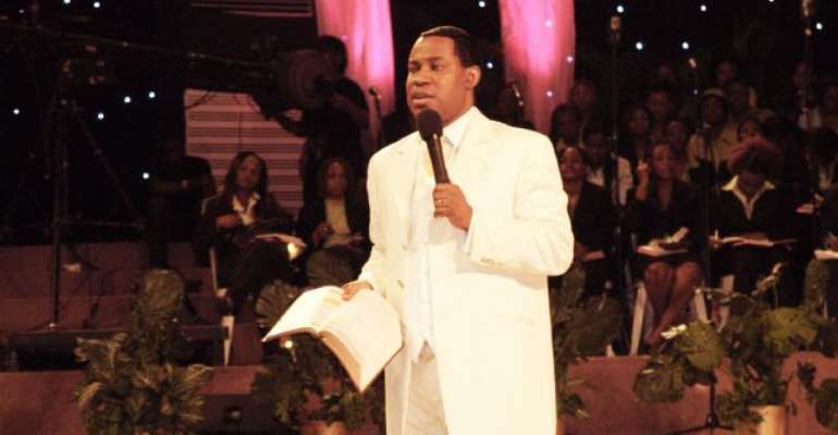 Christ Embassy: Worshippers Pay N1,000 To Enter Oyakhilome's Church
