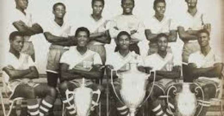 Kwame Adarkwa: 1963 AFCON winner to be laid in-state