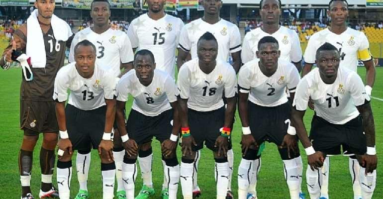 Ghana Tunisia clash for last four place