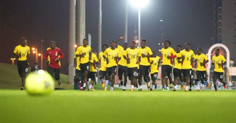 Black Stars start search for opponents for World Cup preparations