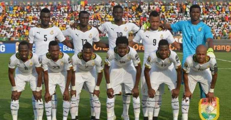 Downward spiral: Ghana slip 8 places in FIFA rankings