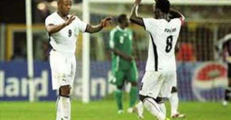 Today in history: Ghana beat Nigeria 4-1 in international friendly