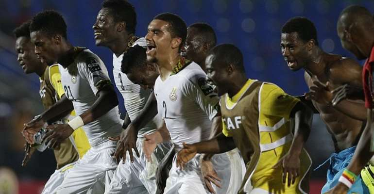 Ghana to face Cote D'Ivoire in 2015 AFCON final