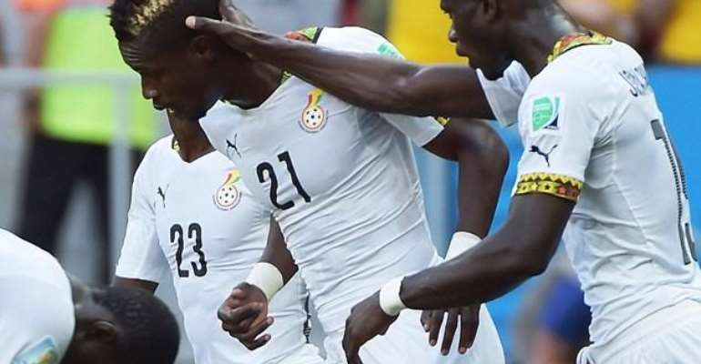 Struggling Ghana have experience enough to seal 2015 AFCON place, says ex captain CK Akunnor