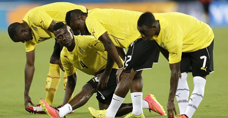 2014 World Cup: Apetor packs his confidence, Ghanaian pride for trip to Rio