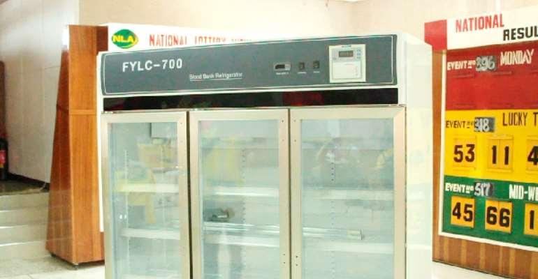 NLA donates to six health facilities