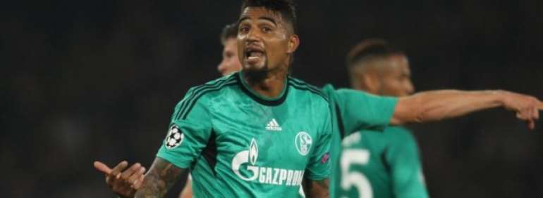 Schalke coach Keller to make late decision on 'out of form' Kevin Boateng ahead of Dortmund derby
