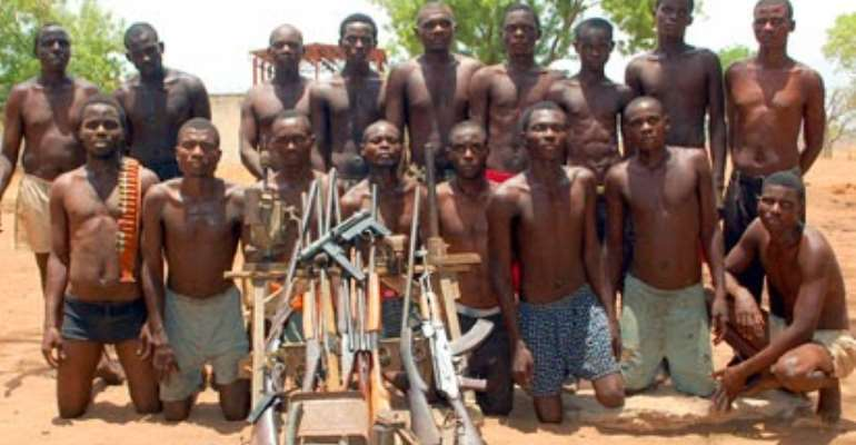 Muslims in Ghana can't accommodate terrorist groups like Boko Harram