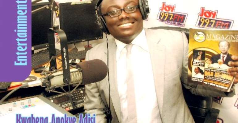Bola Ray Teams Up with St. Anthony's School To Support SOS Village