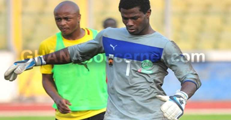 Braimah dissappointed in his performance in friendly defeat against Japan