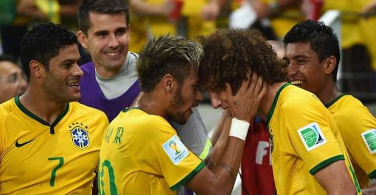Count your blessings: Amarildo: Neymar absence could be a blessing against Germany