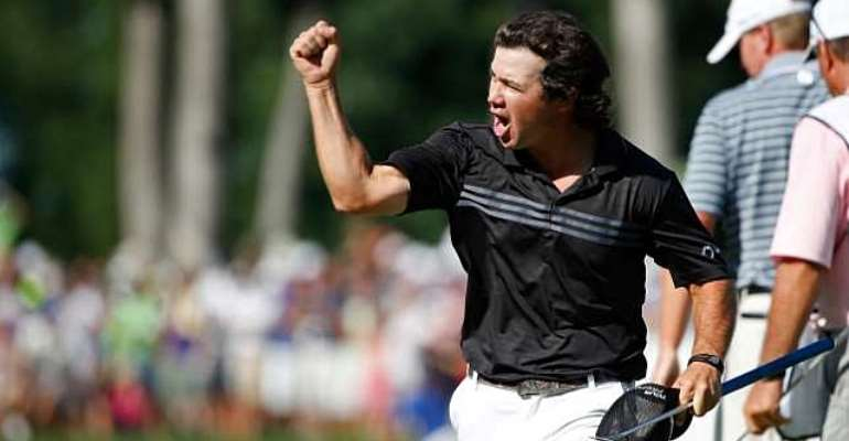 PGA Tour: Brian Harman wins John Deere Classic