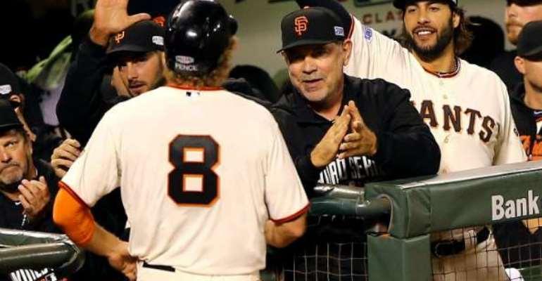 Bruce Bochy hails gallant San Francisco Giants