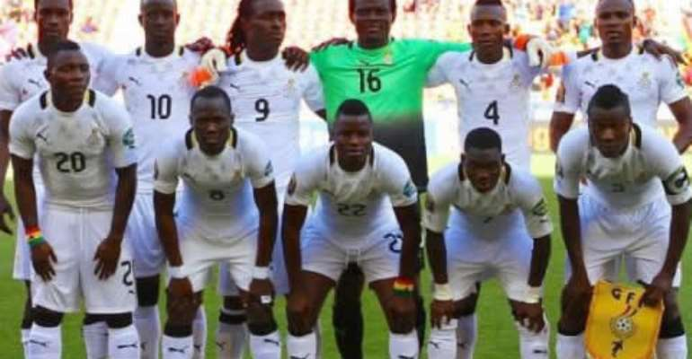Ghana to face Egypt in <span class=