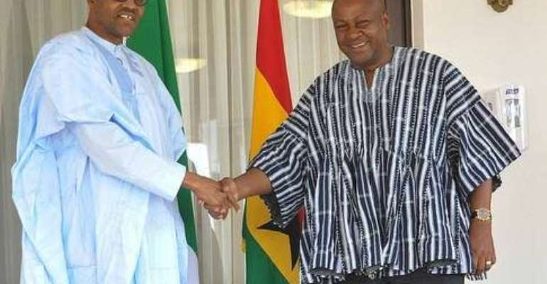 Ghana, Nigeria to revive 'Joint Commission for Corporation'