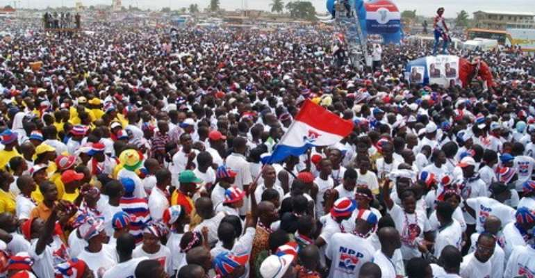 'We need unity to win 2016' - Amankwah-Sarfo