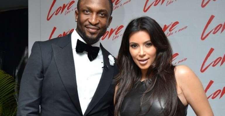 Darey Denies Paying Kim Kardashiam $500,000