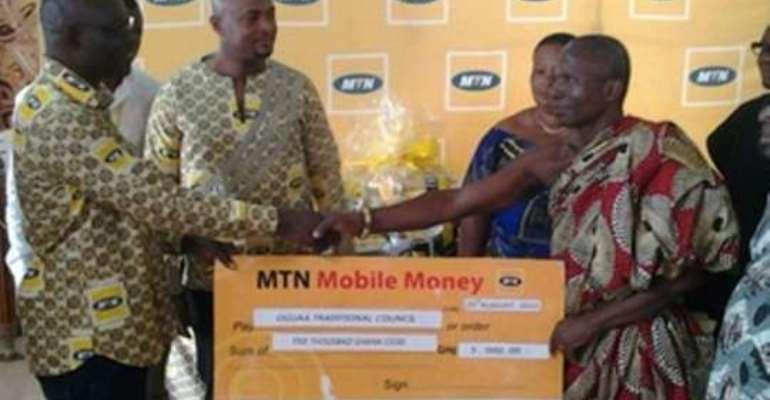 MTN supports celebration of Oguaa Fetu Afahye