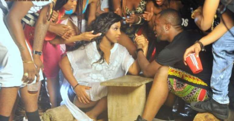 Darey Art Alade's 'Special Fever' With Rita Dominic Makes Waves