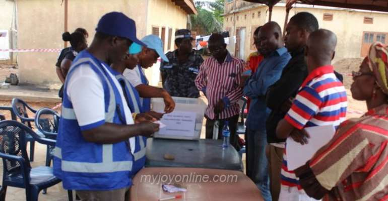The wrong call: Recap of events in Nhyieaso Constituency primaries