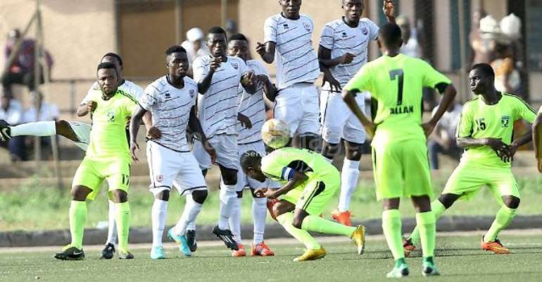 MTN FA Cup: Bechem United cause major upset with penalty shootout victory over Kotoko