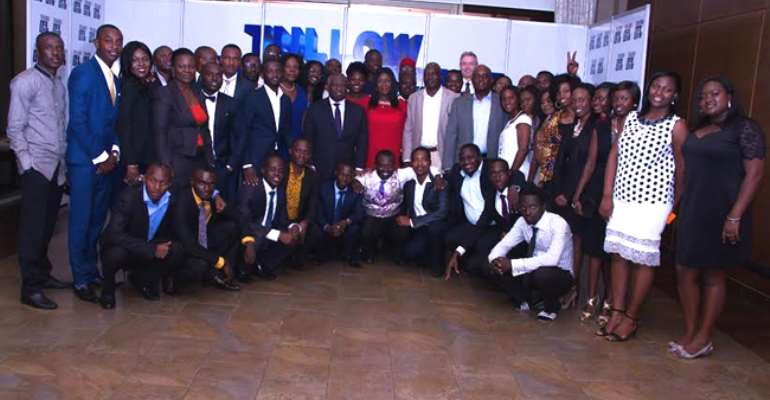 Tullow Ghana sponsors 41 students for training abroad