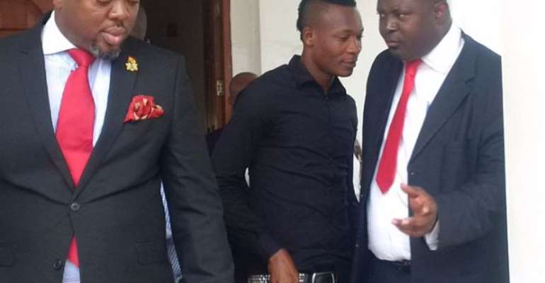 Paintsil granted bail after 'assaulting' police officer