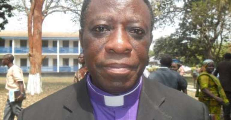 Apostle Adanu urges Ghanaians to emulate Jesus' humility