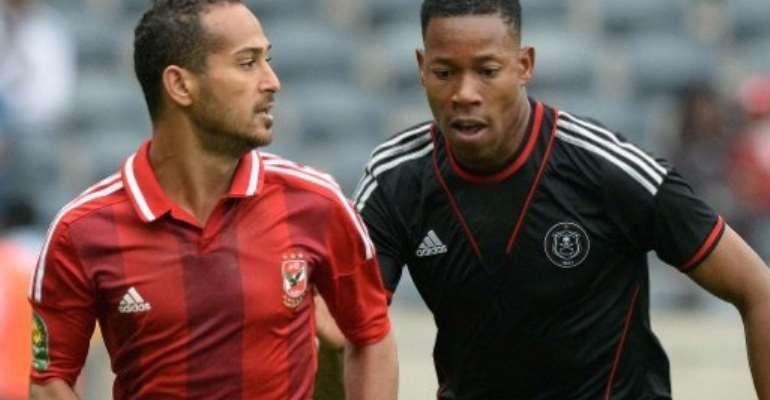 Al Ahly will host Orlando Pirates in Cairo
