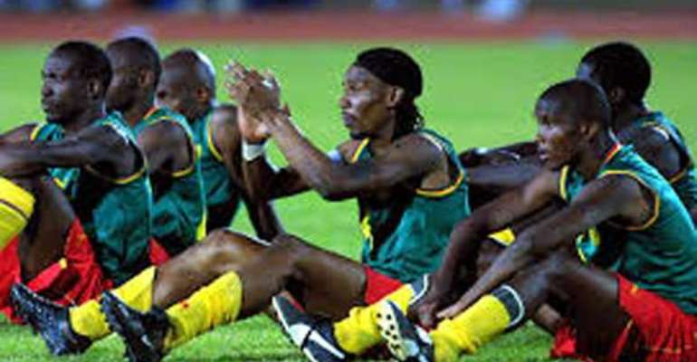 Today in history: Cameroon win AFCON in controversial shoot-out