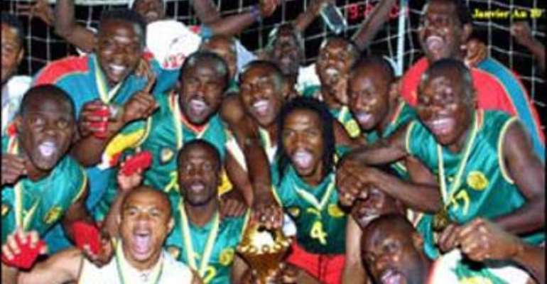Today in history: Cameroon beat Senegal to rule Africa