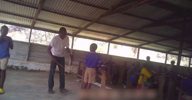 The Law On Corporal Punishment (canning) Parental Control In Ghana