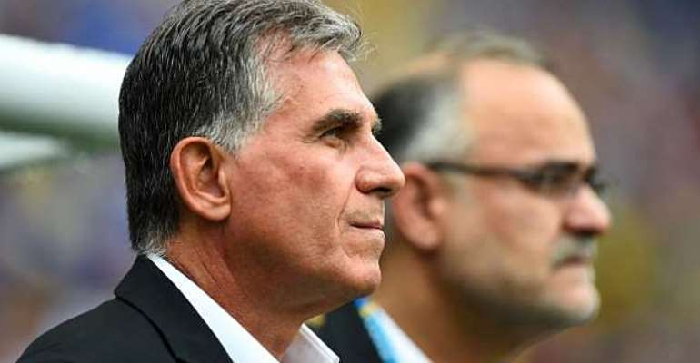 Carlos Queiroz urges Iran to learn from mistakes